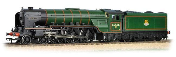 BACHMANN 31-531 CLASS A2 60536 TRIMBUSH BR LINED GREEN EARLY EMBLEM