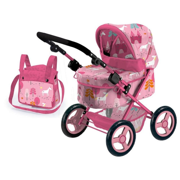 COSATTO CABI DOLLS PRAM IN UNICORN LAND
