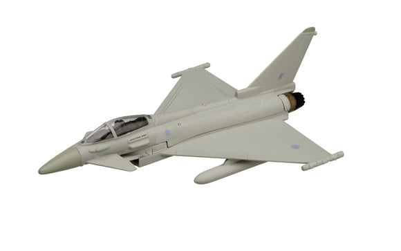 CORGI DIECAST FLYING ACES CS90648 EURO FIGHTER TYPHOON