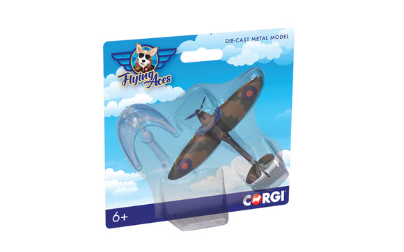 CORGI DIECAST FLYING ACES CS90650 SUPERMARINE SPITFIRE