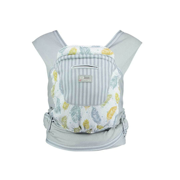 Close Caboo + Cotton Blend Printed Baby Carrier - Fearne