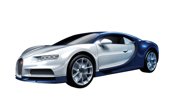 AIRFIX J6044  QUICK BUILD BUGATTI CHIRON