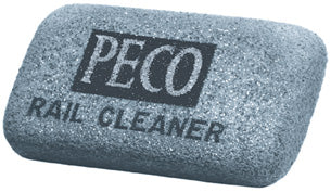 PECO PL-41 RAIL CLEANER ABRASIVE TRACK RUBBER BLOCK PECO LECTRICS  FOR PECO SETRACK AND PECO STREAMLINE  ALL GAUGES