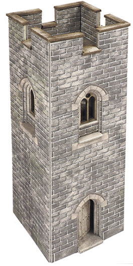 METCALFE PO292 00/H0 SCALE CASTLE WATCH TOWER
