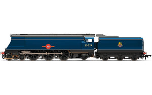 Hornby R3632 BR  Merchant Navy Class  4-6-2  35024 'East Asiatic Company' - Era 4