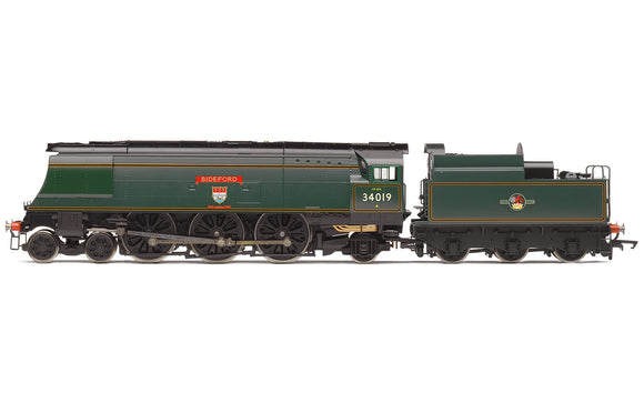 Hornby R3638 BR (Original) West Country Class  4-6-2  34019 'Bideford' - Era 5