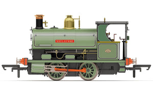 Hornby R3640  PO Willans and Robinson Peckett W4 Class 0-4-0ST 882  Niclausse  - Era 2