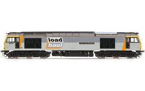 Hornby R3657 Loadhaul  Class 60  Co-Co  60070  John Loundon McAdam  - Era 9