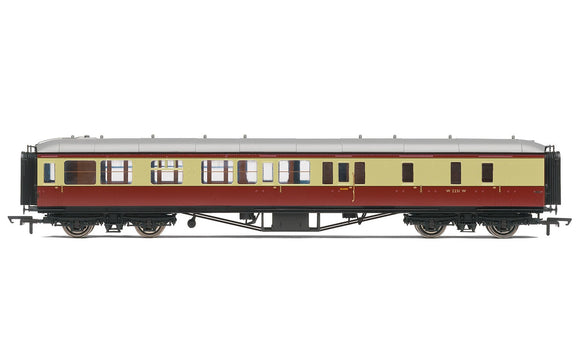 Hornby R4406B BR  63' Hawksworth Corridor Brake Third  W2251W - Era 4