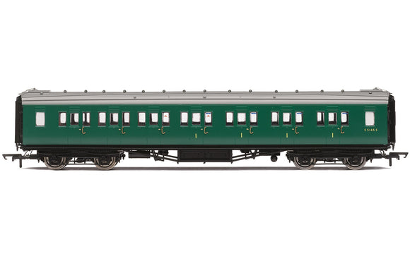 Hornby R4842 BR  Maunsell Corridor Composite  S5145S 'Set 399' - Era 5