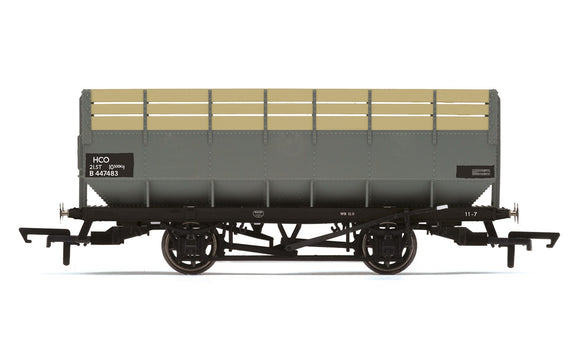 Hornby R6838A 20T Coke Wagon  British Rail B447483- Era 6
