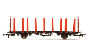 Hornby R6848 EWS  OTA Timber Wagon (Tapered Stanchions)  200763 - Era 9