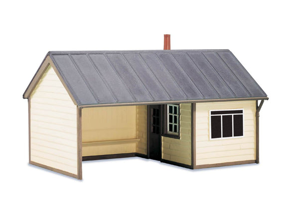 PECO WILLS KITS SS60 STATION PLATFORM BUILDING
