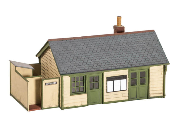 PECO WILLS KITS SS67 WAYSIDE STATION BUILDING
