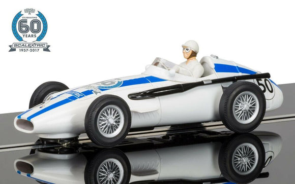 SCALEXTRIC CAR C3825A MASERATI 250F 7 OF 7 CELEBRATING 60 YEARS