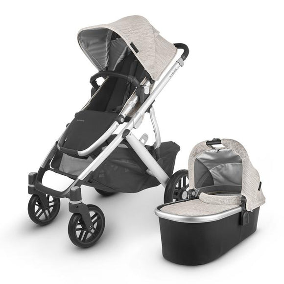 UPPAbaby Vista V2 with carrycot- SIERRA