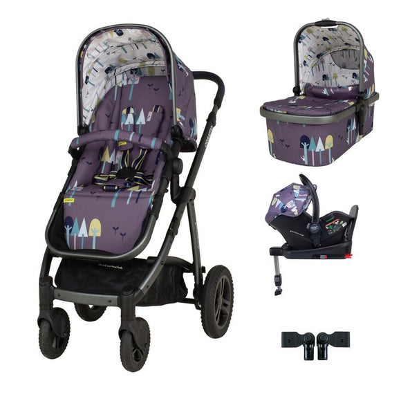 Cosatto WOW 2 isize Travel System Bundle Wilderness