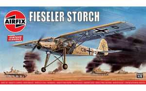 Airfix A01047V Fiesler Storch 1:76 Scale