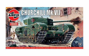 Airfix A01304V Churchill Mk.VII 1:76 Scale