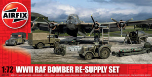 Airfix A05330 Bomber Re-supply Set  1:72 Scale