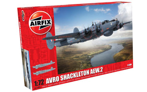 Airfix A11005 Avro Shackleton AEW.2  1:72 Scale