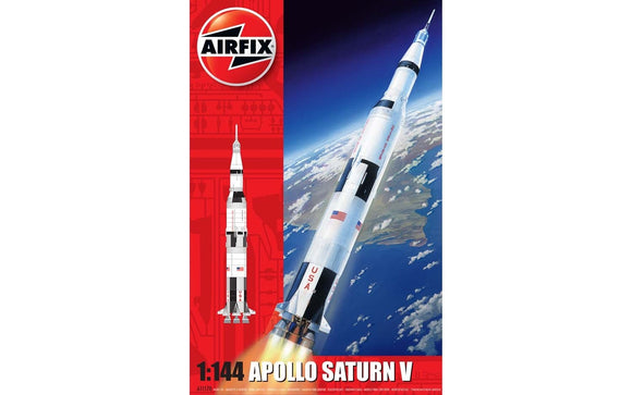 Airfix A11170 Apollo Saturn V  1:144 Scale