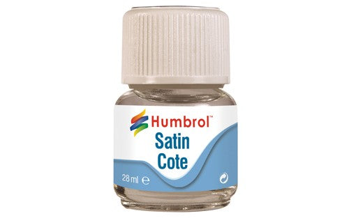Humbrol AC5401 Modelcote Satincote 28ml Bottle
