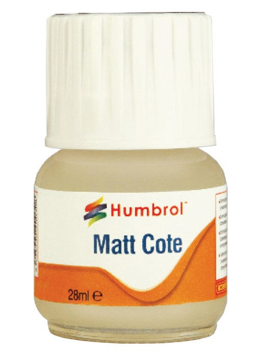 Humbrol AC5601 Modelcote Mattcote 28ml Bottle