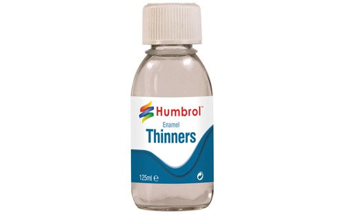 Humbrol AC7430 Enamel Thinners 125ml