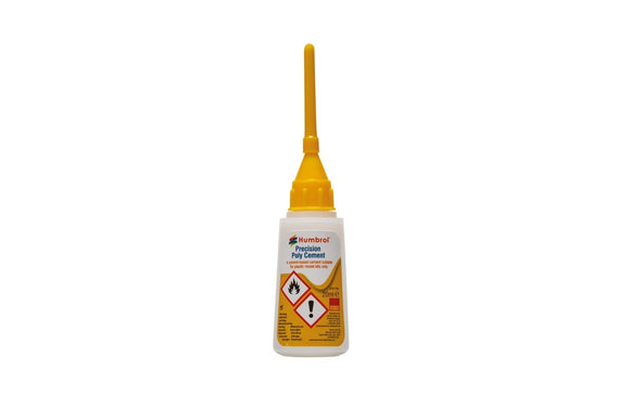 Humbrol AE2720 20ml Precision Poly Glue