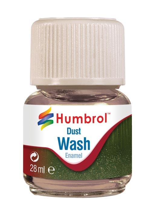 Humbrol AV0208 28ml Enamel Wash Dust