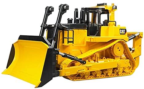 BRUDER 2452 Cat Large Track Type Tractor Large