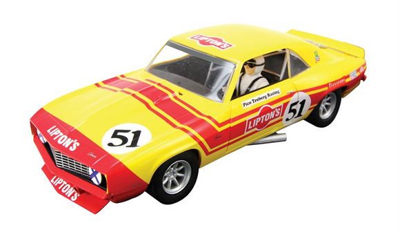 SCALEXTRIC CAR C3314 CHEVROLET CAMAROPICO TROBERG RACING