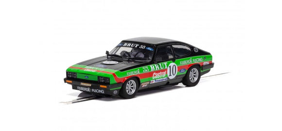 SCALEXTRIC CAR C4101 FORD CAPRI MK3 OULTON PARK 1979 NO10