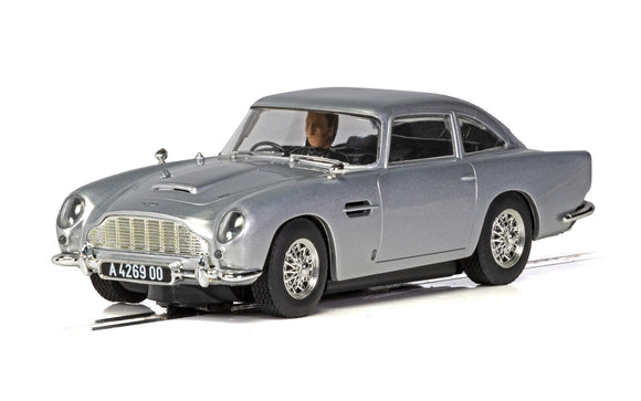 SCALEXTRIC CAR  C4202 JAMES BOND ASTON MARTIN DB5 NO TIME TO DIE