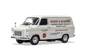 CORGI DIECAST CC02722 TOOLS OF THE TRADE  FORD TRANSIT MK1 BODGIT AND SCARPER