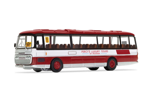 CORGI CC02741 ONLY FOOLS AND HORSES PLAXTON BUS THE JOLLY BOYS OUTING