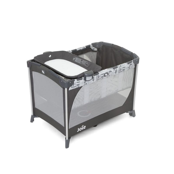 Joie Commuter Change Travel Cot including Basinet Logan