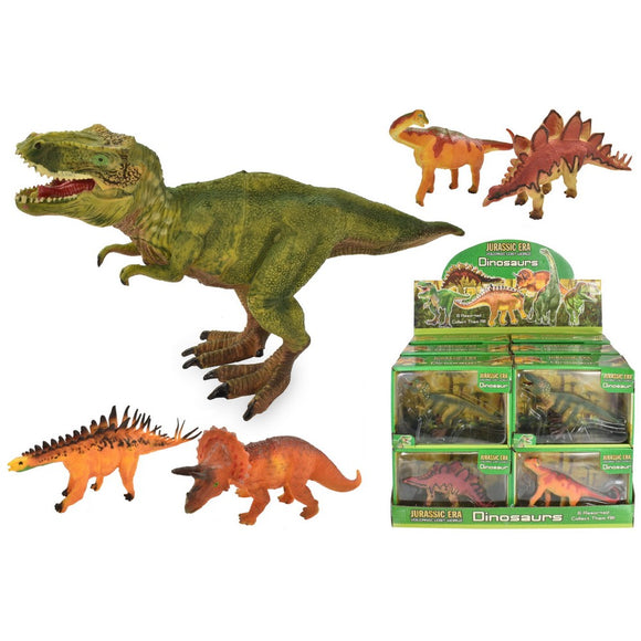TOYMASTER TY4093 JURASSIC ERA DINOSAUR IN A BOX (DESIGNS VARY ONE SUPPLIED)