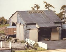 PECO RATIO 534 GOODS SHED