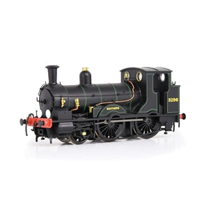 EFE E8501 BEATTIE WELL TANK LOCOMOTIVE 3298 SOUTHERN BLACK SUNSHINE