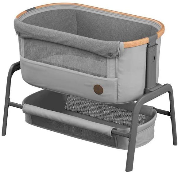 Maxi Cosi Iora Crib in Essential Grey