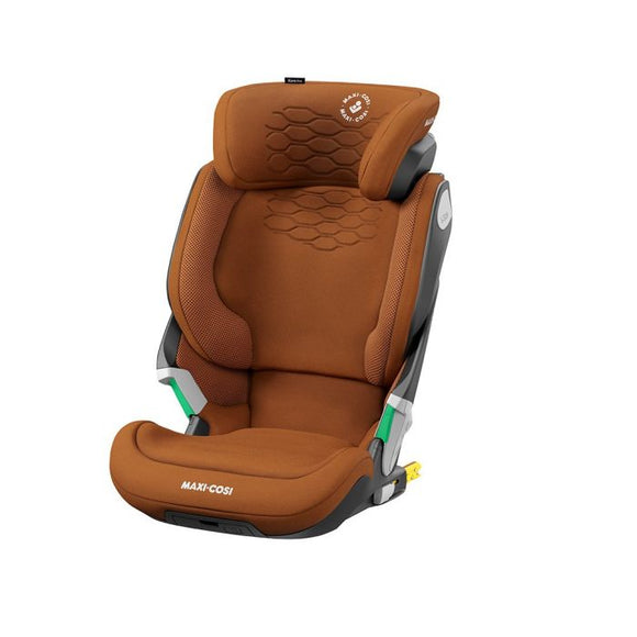 Maxi Cosi Kore Pro Isize High Back Booster Car Seat Authentic Cognac