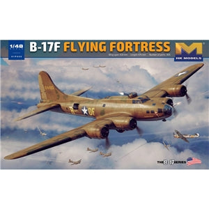 HK MODELS 01F002 B-17F FLYING FORTRESS  Memphis Belle 1/48 SCALE