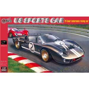 MAGNIFIER MAG00019 US SPORTS CAR 1/12 SCALE