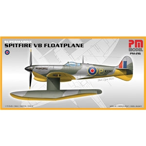 PM MODELS PM-216 SPITFIRE VB FLOAT PLANE 1/72 SCALE