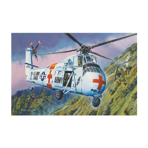 TRUMPTER 02883 CH-34 US ARMY RESCUE 1/48 SCALE