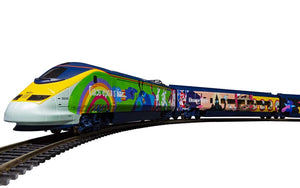 Hornby R1253M Eurostar  Yellow Submarine  Train Set