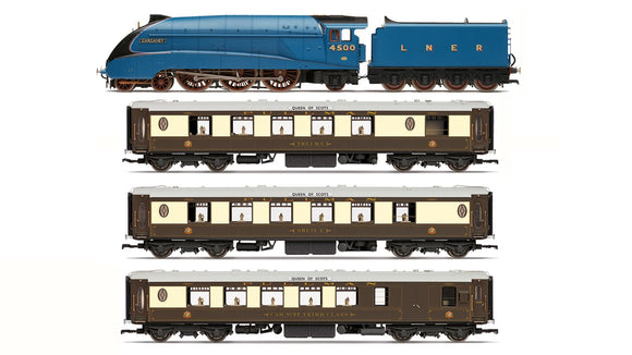 Hornby R3402 LNER  The Queen of Scots Train Pack - Era 3