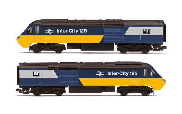 Hornby R3608 BR InterCity  Class 43 HST Pack  Power Cars W43001 and W43002 - Era 7